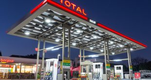 Total launches program to install solar power in 5,000 service stations worldwide